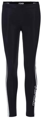 Fendi Printed leggings