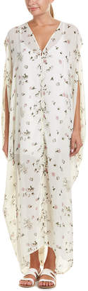 Lucca Couture Lucca Button-Up Caftan