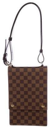 Louis Vuitton Daimer Ebene Portobello Crossbody Bag