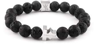 Tissuville - Pulse Lava Bracelet Silver