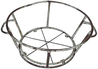 One Kings Lane Vintage French Bakery Basket - Schorr & Dobinsky