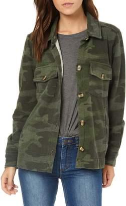O'Neill Skylar Camo Fleece Jacket
