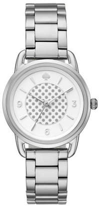Kate Spade Boathouse Stainless Steel Bracelet Watch