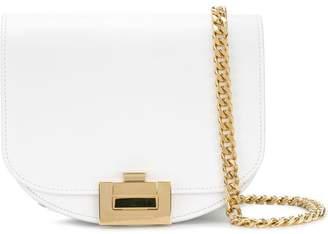 Victoria Beckham nano half moon box bag