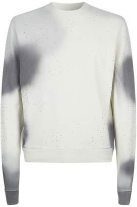 Off-White Spray Sweater