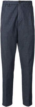 Corneliani regular trousers