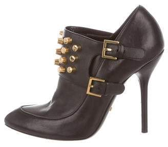 0c67f80d5b2d Gucci Studded Women s Boots - ShopStyle