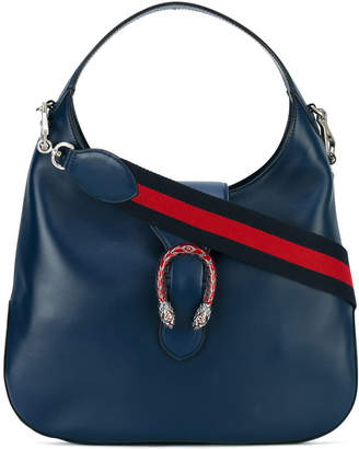 Gucci Dionysus Web detail hobo bag