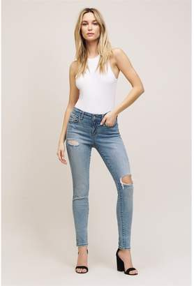 Dynamite Kate Distressed Skinny Jeans - FINAL SALE Romy