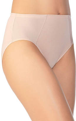 Vanity Fair Cooling Touch Cotton High-Cut Panties - 13321