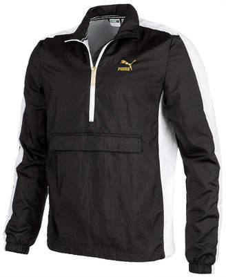Puma Men's T7 Half-Zip Track Jacket