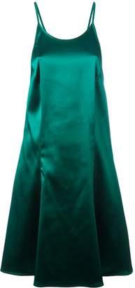 ATTICO low back dress