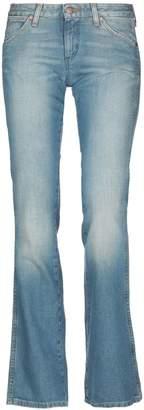 Wrangler Denim pants - Item 42729025DJ