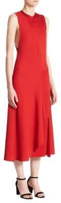 Victoria Beckham Cutout Back Dress