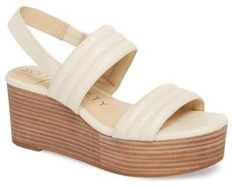 Sole Society Amberly Platform Sandal (Women)