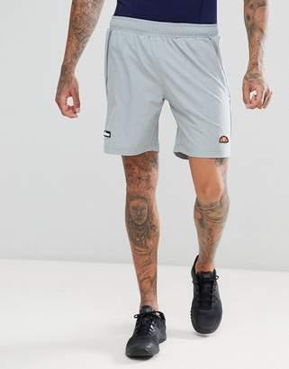 Ellesse Sport Carbobio Shorts In Grey