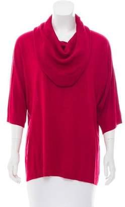 Michael Kors Cowl Neck Knit Sweater