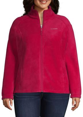 Columbia Three Lakes Fleece Lightweight Jacket-Plus