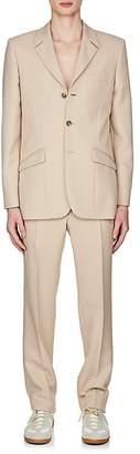 Maison Margiela Men's Twill Two-Button Suit