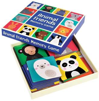 Little Baby Company Animal Friends Memory Card Game