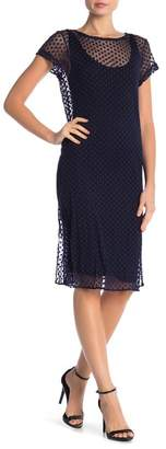 Leota Harper Mesh Dress