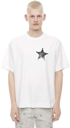 Diesel Black Gold Diesel T-Shirts BGTIH - White - S