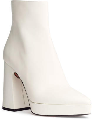Proenza Schouler White leather boots