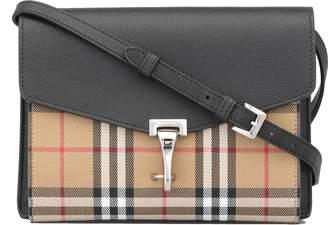 ccd59c2fdb60 Burberry Leather Shoulder Bag - ShopStyle
