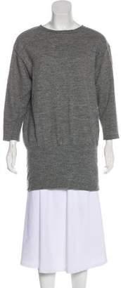 Isabel Marant Alpaca & Wool-Blend Tunic