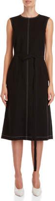 Ter Et Bantine Black Corset Back Dress
