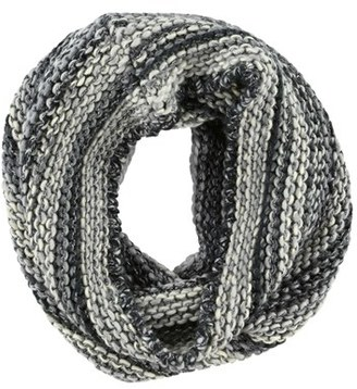 Women's O'Neill Eve Metallic Stripe Knit Cowl $36 thestylecure.com