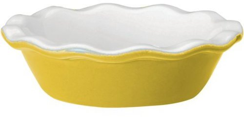 Emile Henry 5.5-in. Classics Individual Pie Dish, Citron