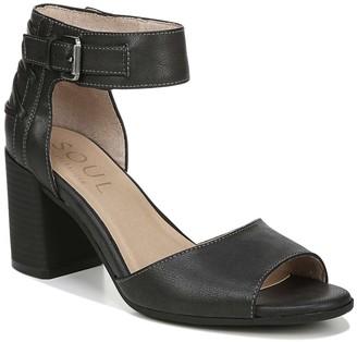 Naturalizer Soul SOUL Carmen Women's Ankle Strap Sandals
