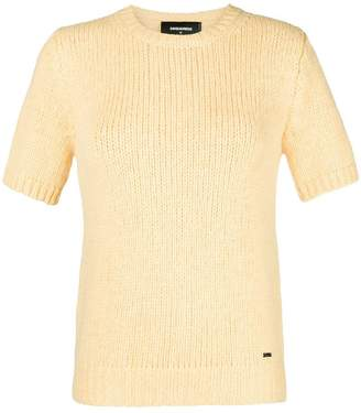 DSQUARED2 knitted top