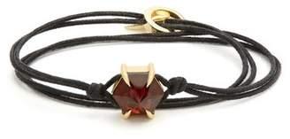Kate Moss Ara Vartanian - X Garnet & Yellow Gold Bracelet - Womens - Red