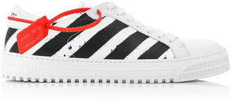 Off-White 3.0 Diagonal Leather Sneakers