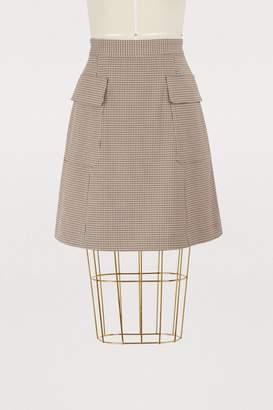 See by Chloe Tayloring skirt