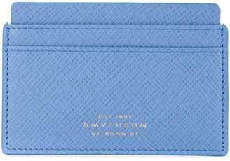 Smythson logo stamp cardholder