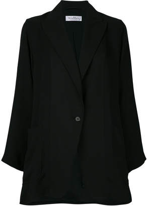 Max Mara oversized-fit blazer