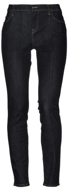 JEANS Denim trousers