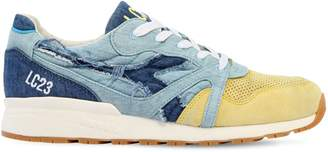 Lc23 N9000 Heritage Denim Sneakers