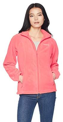 Columbia Women's Petite Benton Springs Full Zip Jacket