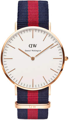 Daniel Wellington Classic Oxford 40mm Rose Gold Watch