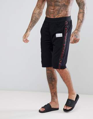 Religion Lounge Shorts With Side Tape