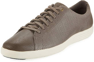 Cole Haan Men's Grand Crosscourt Sneakers, Dark Gray