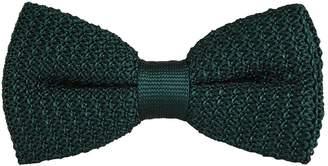 Reiss DEXTER Knitted Silk Bow Tie