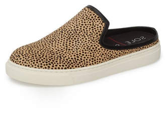 Sole Society Dotted Haircalf Sneaker