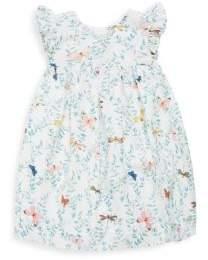 Tartine et Chocolat Baby's Printed Cotton Dress