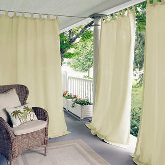 Matine Josie Accessories Tab-Top Indoor/Outdoor Curtain Panel