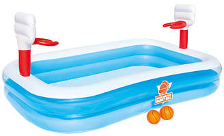 Bestway Basketball Play Pool - 8ft - 636 Litres